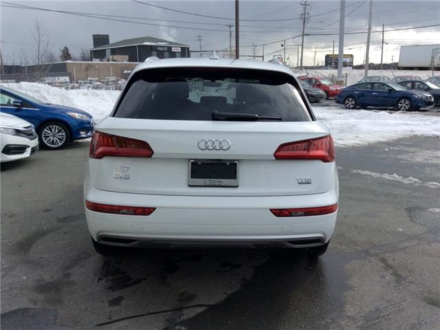 2018 Audi Q5 2.0T Komfort (Stk: 16480) in Dartmouth - Image 5 of 26