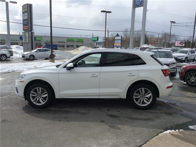 2018 Audi Q5 2.0T Komfort (Stk: 16480) in Dartmouth - Image 7 of 26