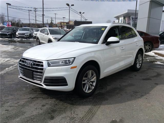 2018 Audi Q5 2.0T Komfort (Stk: 16480) in Dartmouth - Image 8 of 26