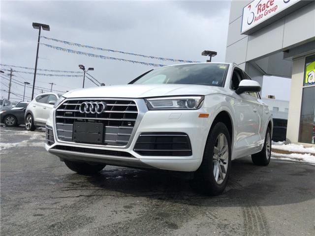 2018 Audi Q5 2.0T Komfort (Stk: 16480) in Dartmouth - Image 26 of 26