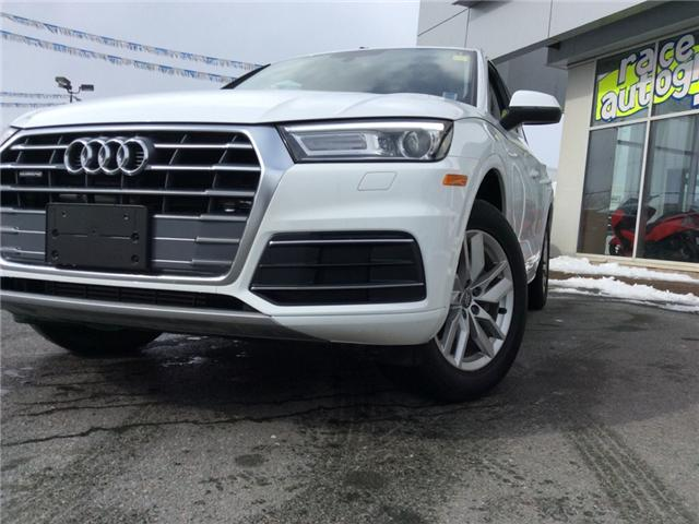 2018 Audi Q5 2.0T Komfort (Stk: 16480) in Dartmouth - Image 11 of 26