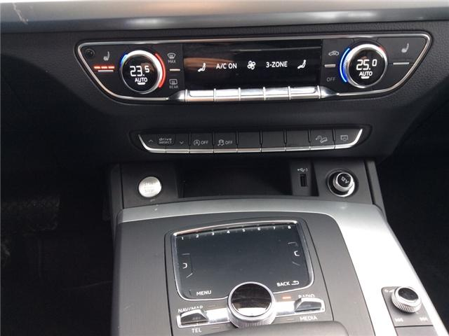 2018 Audi Q5 2.0T Komfort (Stk: 16480) in Dartmouth - Image 22 of 26