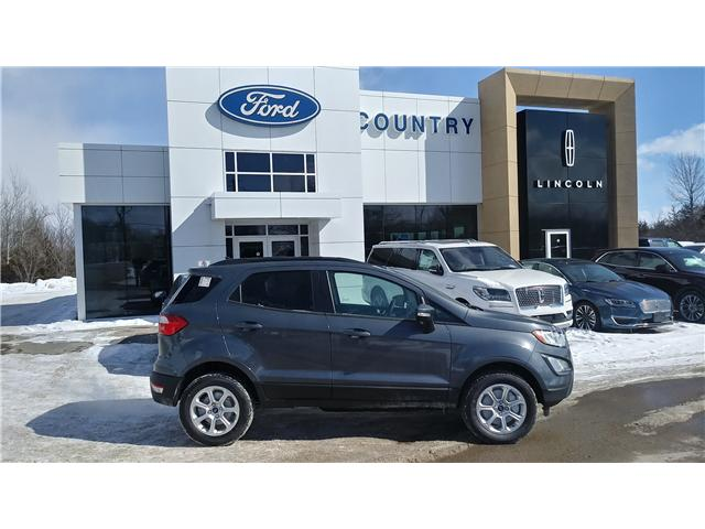 2019 Ford EcoSport SE (Stk: EC1186) in Bobcaygeon - Image 1 of 24