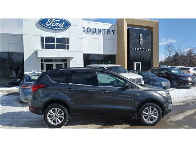 2019 Ford Escape SEL (Stk: ES1190) in Bobcaygeon - Image 1 of 24