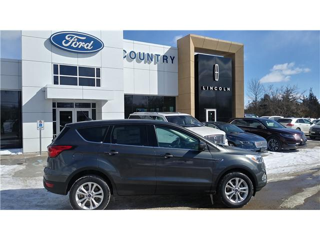 2019 Ford Escape SE (Stk: ES1191) in Bobcaygeon - Image 1 of 24
