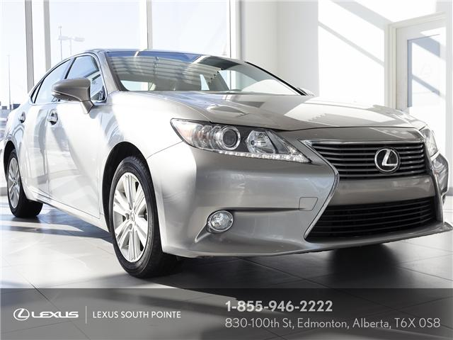 2015 Lexus ES 350 Base (Stk: L800481A) in Edmonton - Image 1 of 20