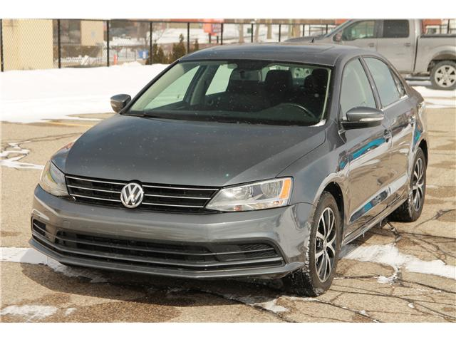 2015 Volkswagen Jetta 1.8 TSI Comfortline (Stk: 1901031) in Waterloo - Image 1 of 24
