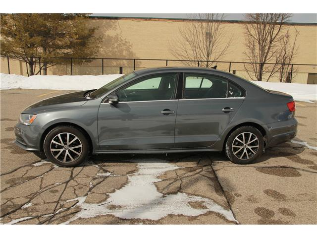 2015 Volkswagen Jetta 1.8 TSI Comfortline (Stk: 1901031) in Waterloo - Image 2 of 24