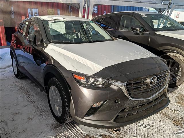 2019 Mazda CX-3 GS (Stk: H1649) in Calgary - Image 1 of 1