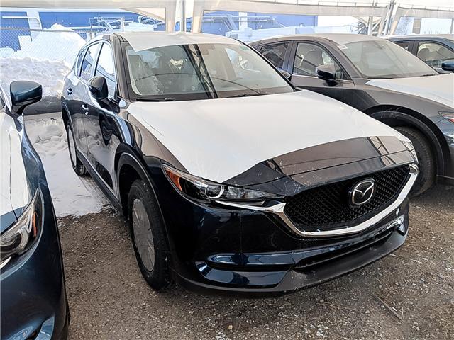 2019 Mazda CX-5 GS (Stk: H1653) in Calgary - Image 2 of 2