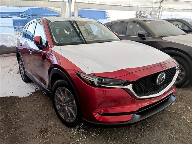 2019 Mazda CX-5  (Stk: H1731) in Calgary - Image 1 of 1