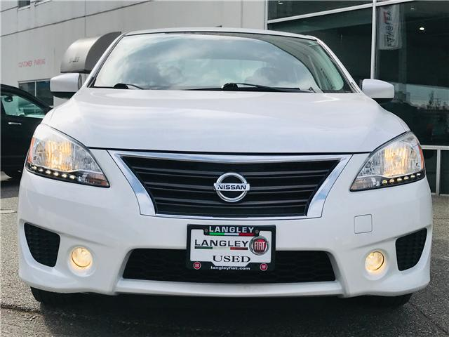 2015 Nissan Sentra 1.8 S (Stk: LF009650) in Surrey - Image 3 of 30