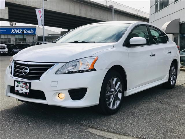 2015 Nissan Sentra 1.8 S (Stk: LF009650) in Surrey - Image 4 of 30