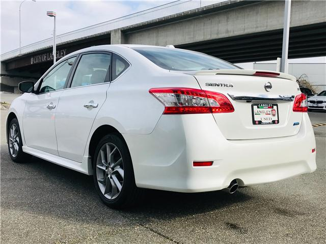 2015 Nissan Sentra 1.8 S (Stk: LF009650) in Surrey - Image 6 of 30