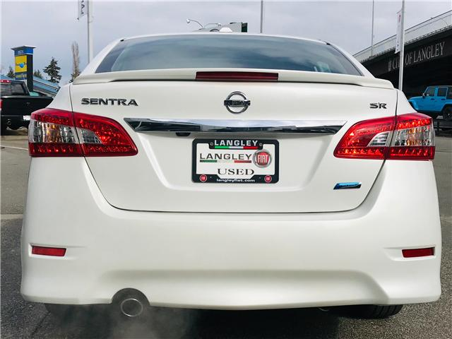 2015 Nissan Sentra 1.8 S (Stk: LF009650) in Surrey - Image 7 of 30