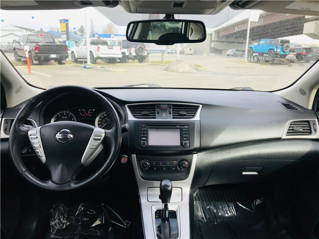 2015 Nissan Sentra 1.8 S (Stk: LF009650) in Surrey - Image 17 of 30