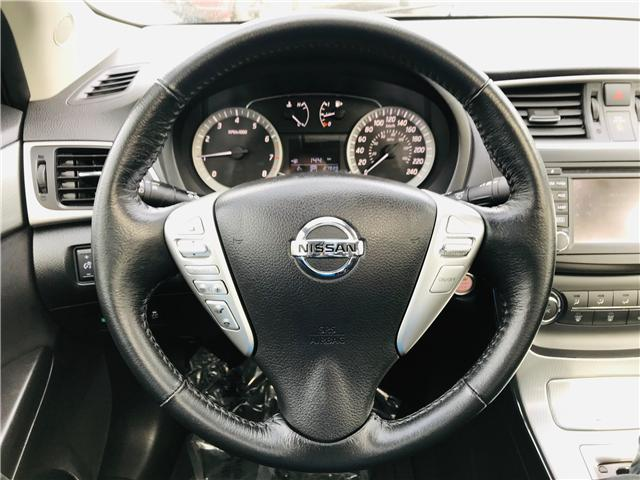 2015 Nissan Sentra 1.8 S (Stk: LF009650) in Surrey - Image 18 of 30