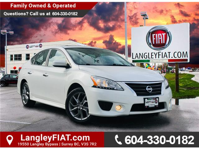 2015 Nissan Sentra 1.8 S (Stk: LF009650) in Surrey - Image 1 of 30