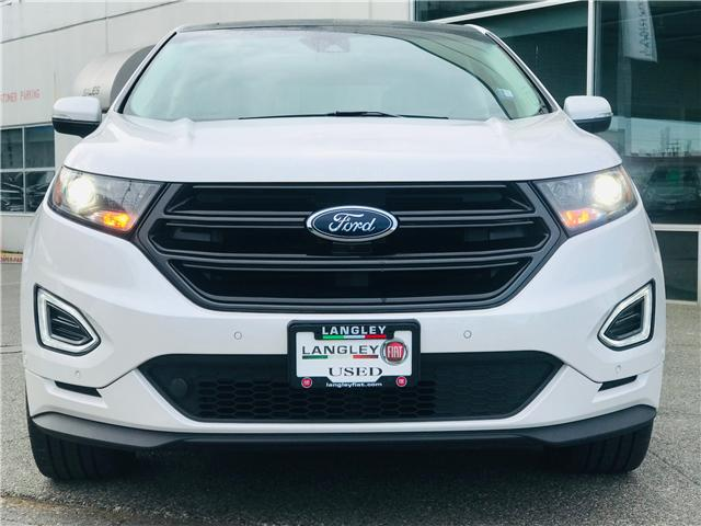 2018 Ford Edge Sport (Stk: LF009740) in Surrey - Image 3 of 29