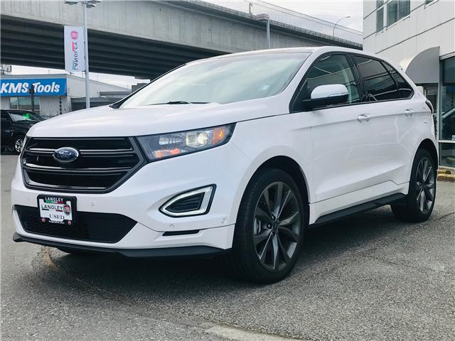 2018 Ford Edge Sport (Stk: LF009740) in Surrey - Image 4 of 29