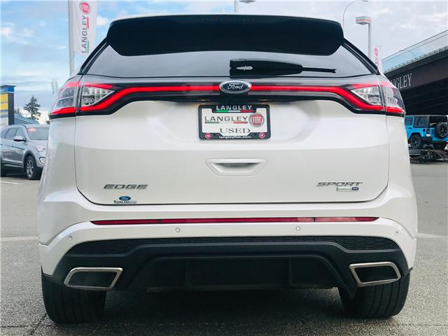 2018 Ford Edge Sport (Stk: LF009740) in Surrey - Image 7 of 29