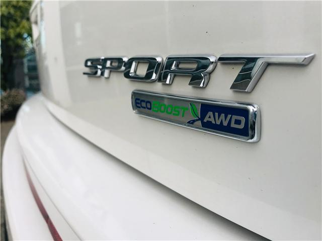 2018 Ford Edge Sport (Stk: LF009740) in Surrey - Image 11 of 29