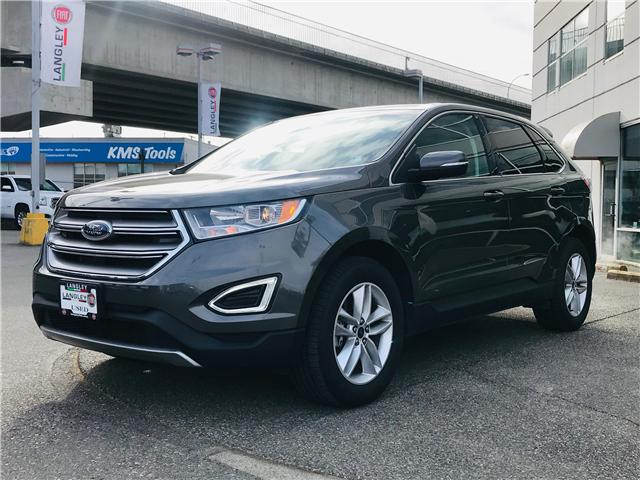 2017 Ford Edge SEL (Stk: LF009700) in Surrey - Image 4 of 30