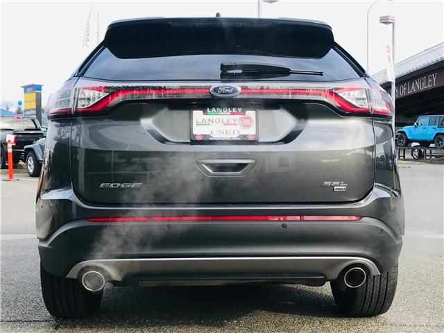 2017 Ford Edge SEL (Stk: LF009700) in Surrey - Image 7 of 30