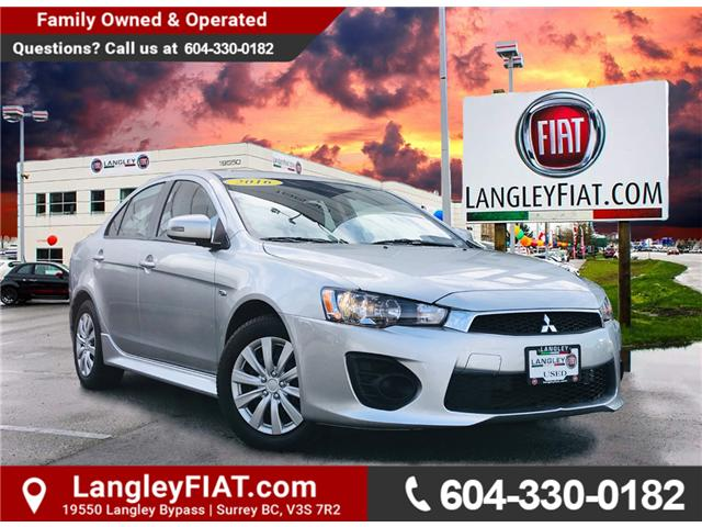 2016 Mitsubishi Lancer ES (Stk: LF009750) in Surrey - Image 1 of 30