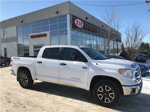 2017 Toyota Tundra SR5 Plus 5.7L V8 (Stk: 7281) in Edmonton - Image 1 of 26