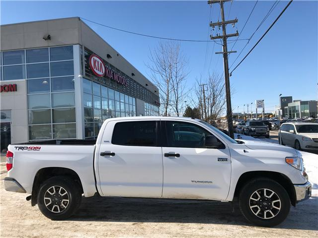 2017 Toyota Tundra SR5 Plus 5.7L V8 (Stk: 7281) in Edmonton - Image 2 of 26