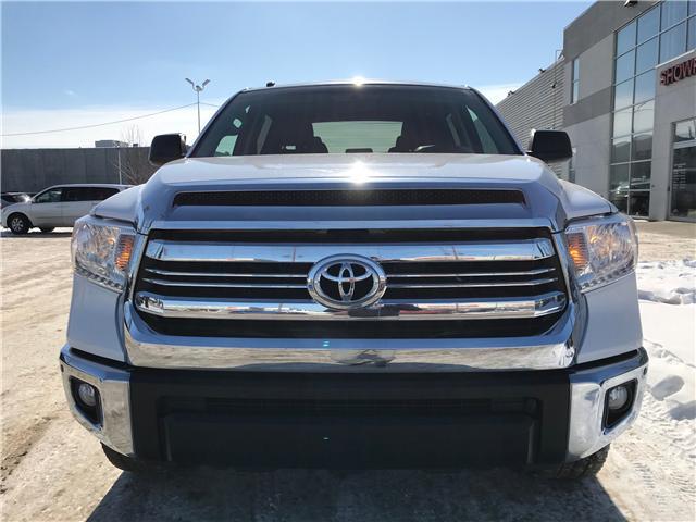 2017 Toyota Tundra SR5 Plus 5.7L V8 (Stk: 7281) in Edmonton - Image 8 of 26