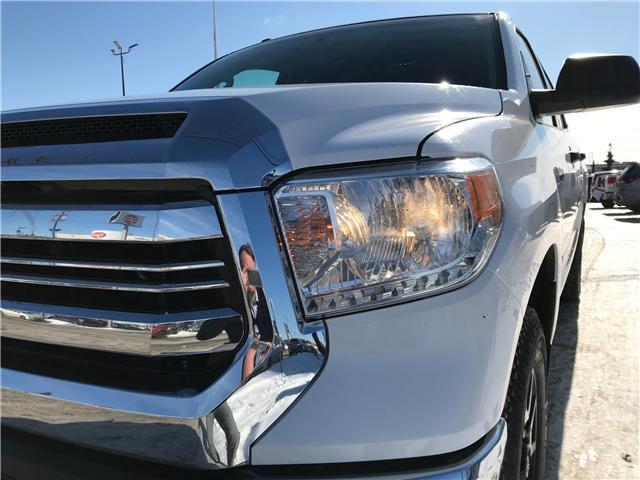 2017 Toyota Tundra SR5 Plus 5.7L V8 (Stk: 7281) in Edmonton - Image 9 of 26