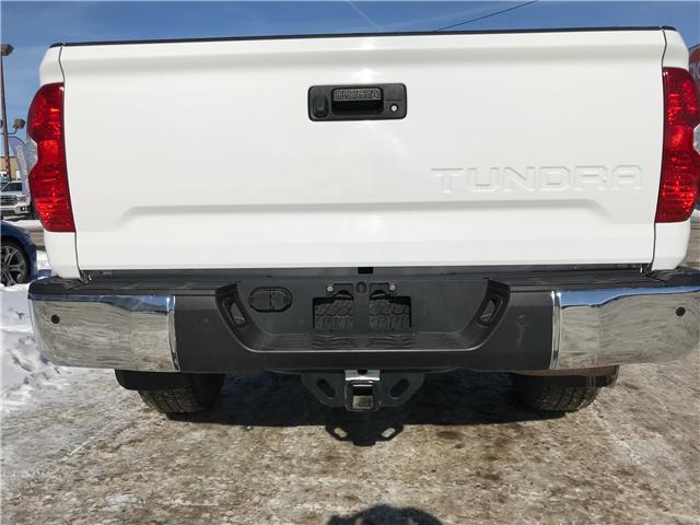 2017 Toyota Tundra SR5 Plus 5.7L V8 (Stk: 7281) in Edmonton - Image 11 of 26