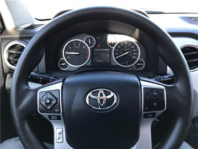 2017 Toyota Tundra SR5 Plus 5.7L V8 (Stk: 7281) in Edmonton - Image 20 of 26