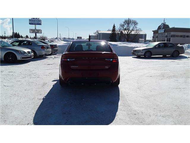 2013 Dodge Dart SXT/Rallye (Stk: P412) in Brandon - Image 7 of 12