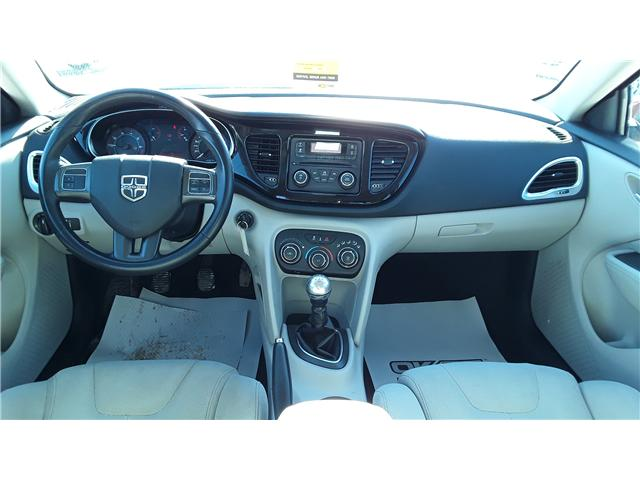 2013 Dodge Dart SXT/Rallye (Stk: P412) in Brandon - Image 9 of 12