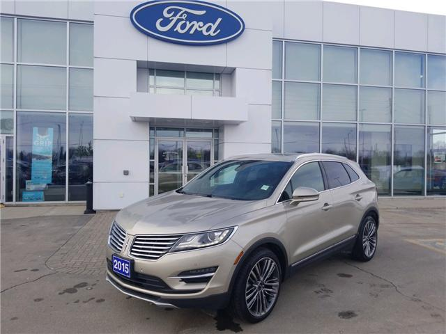 2015 Lincoln MKC Base (Stk: A5954) in Perth - Image 1 of 13