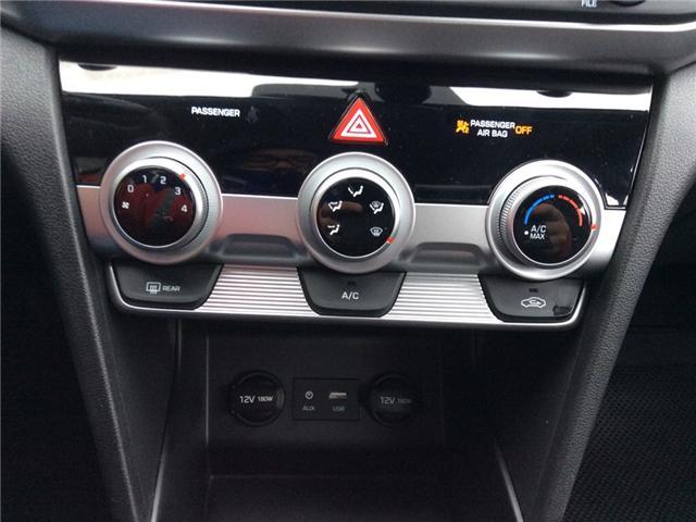 2019 Hyundai Elantra Preferred (Stk: 16469) in Dartmouth - Image 24 of 28