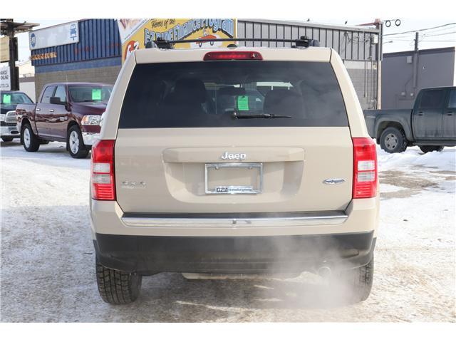 2017 Jeep Patriot Sport/North (Stk: P36192) in Saskatoon - Image 23 of 26