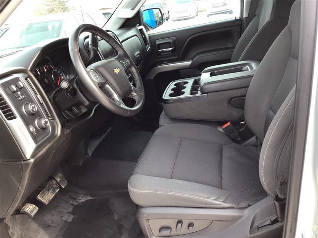 2018 Chevrolet Silverado 1500 1LT (Stk: 201948) in Brooks - Image 8 of 17