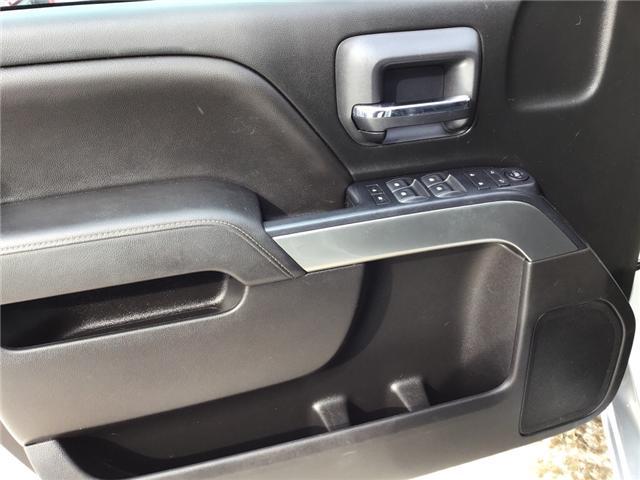2018 Chevrolet Silverado 1500 1LT (Stk: 201948) in Brooks - Image 9 of 17