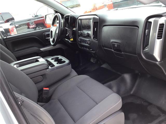 2018 Chevrolet Silverado 1500 1LT (Stk: 201948) in Brooks - Image 10 of 17