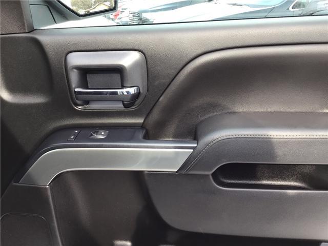 2018 Chevrolet Silverado 1500 1LT (Stk: 201948) in Brooks - Image 11 of 17