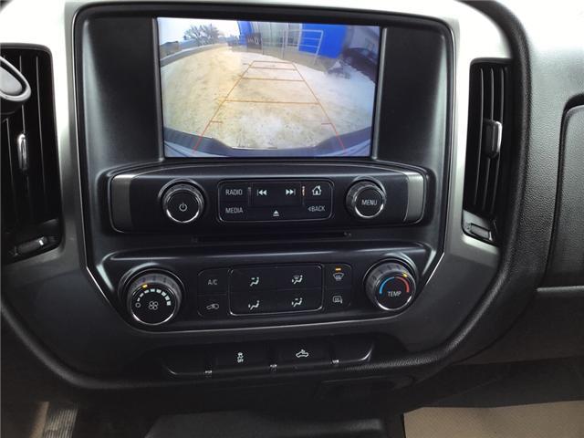 2018 Chevrolet Silverado 1500 1LT (Stk: 201948) in Brooks - Image 14 of 17