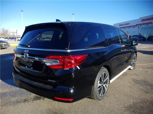 2019 Honda Odyssey Touring (Stk: 2190609) in Calgary - Image 2 of 9