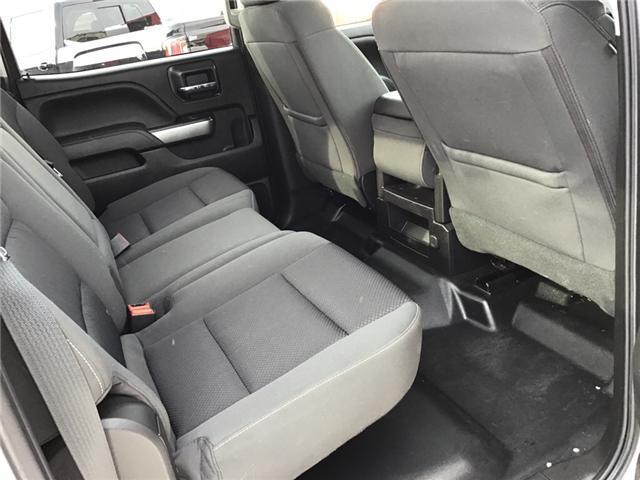 2018 Chevrolet Silverado 1500 1LT (Stk: 201948) in Brooks - Image 16 of 17