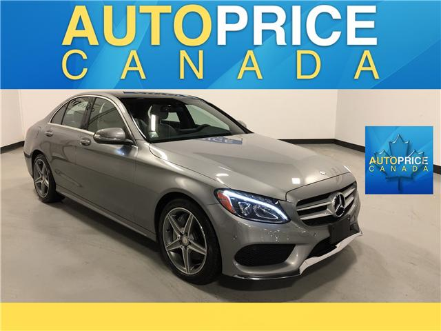 2015 Mercedes-Benz C-Class Base (Stk: W0136) in Mississauga - Image 1 of 27