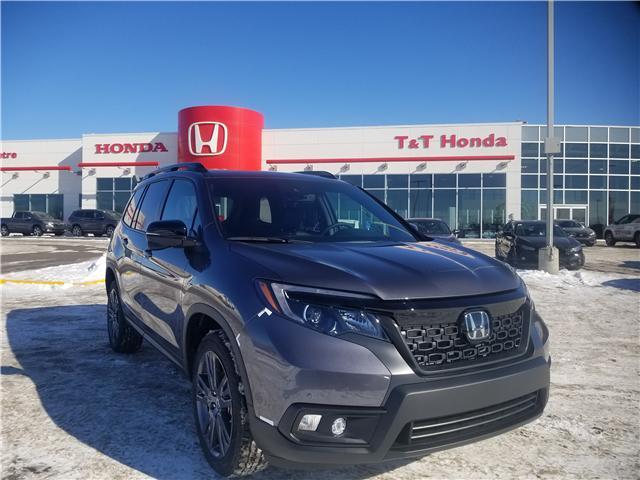 2019 Honda Passport EX-L (Stk: 2190606) in Calgary - Image 1 of 10