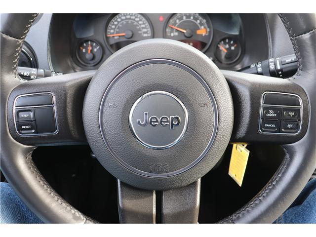 2015 Jeep Patriot Sport/North (Stk: P36179) in Saskatoon - Image 12 of 26